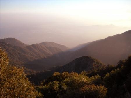1 - LA from Mt Wilson 1200