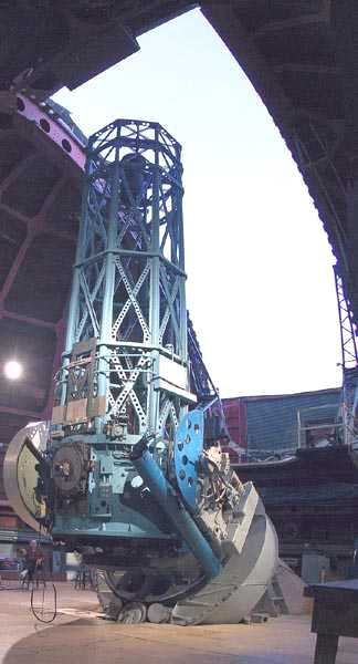 The 60-inch telescope as it appears today.