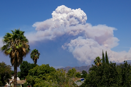 Pyrocumulus_Cloud_Station_Fire_082909