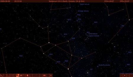 Sagittarius again