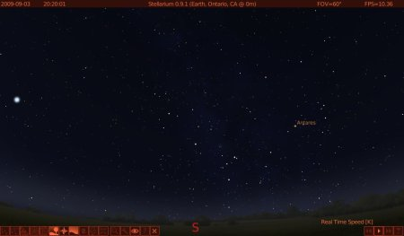 Sagittarius sans lines