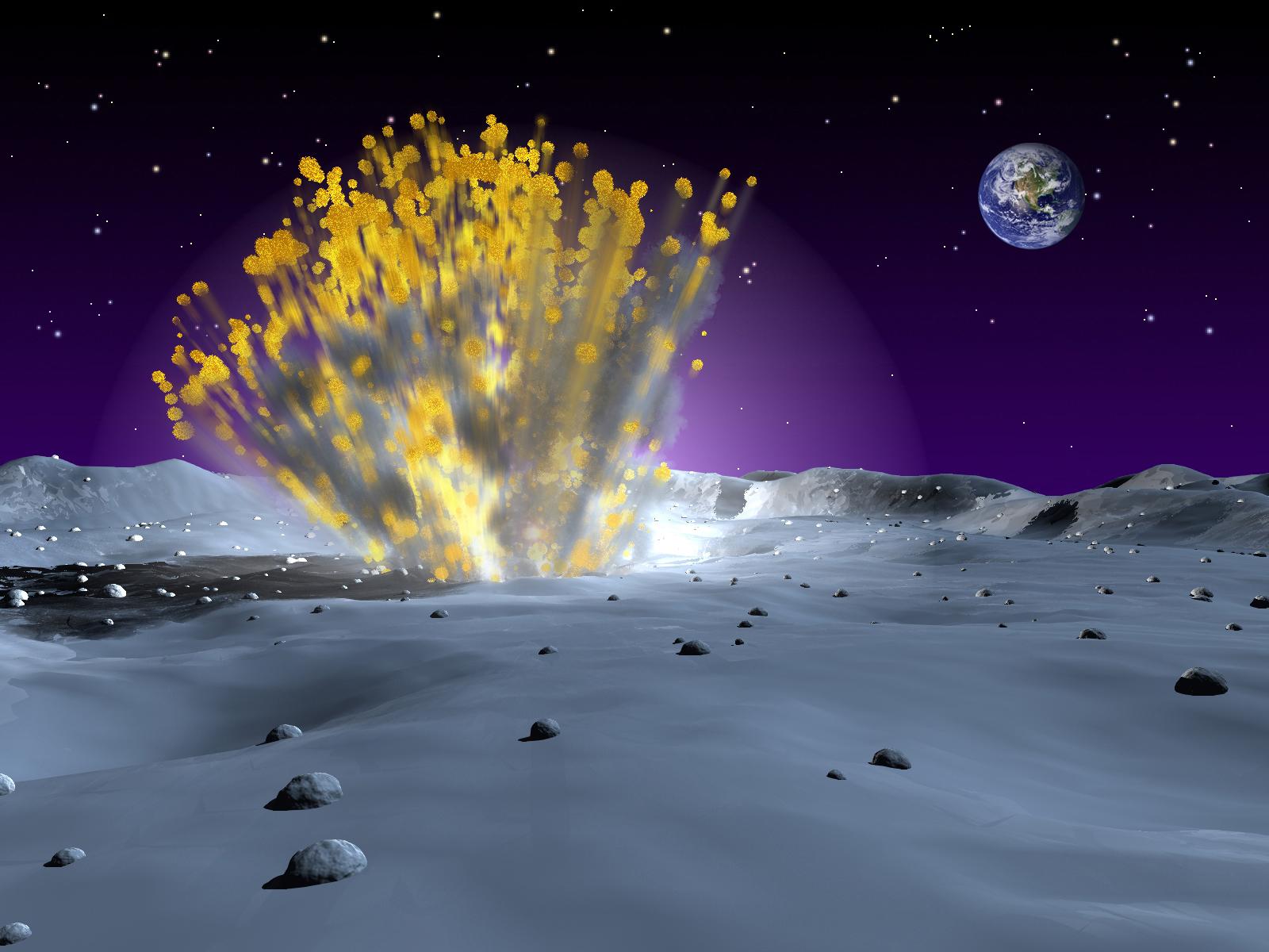 moon impact