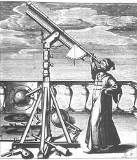 Galileo observing