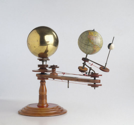 Antique Orrery Solar System (page 2) - Pics about space