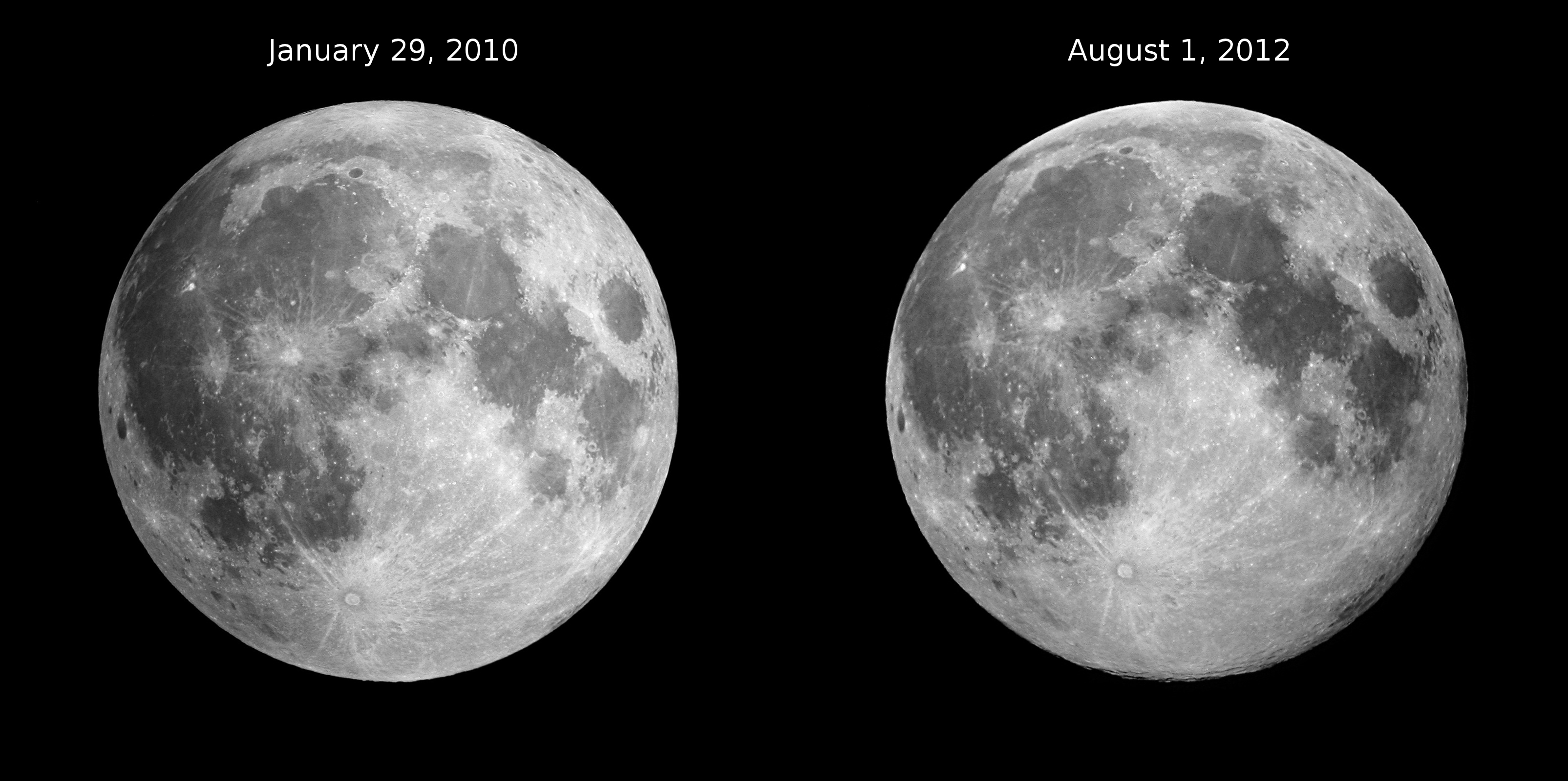 Last weeks full moon 10 minute astronomy two pooptronica Choice Image