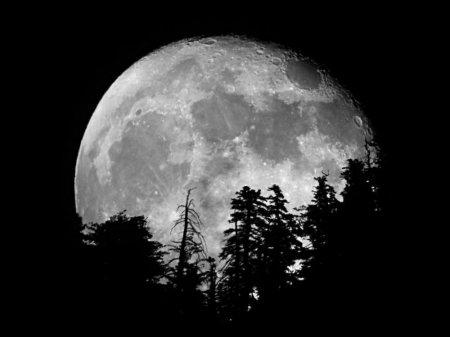 2013-10-19 Mt Baldy moonrise