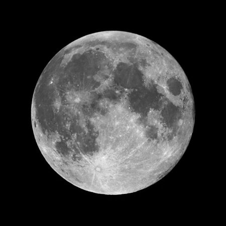 Full moon - Oct 18 2013
