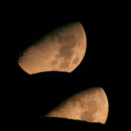 Salton moonset composite 2013-10-13