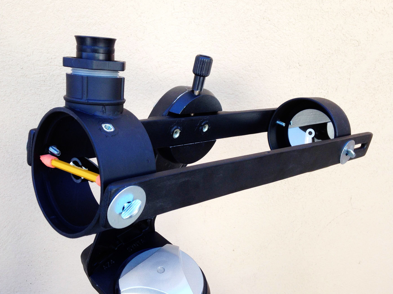 diy scope diy astronomy projects 10 minute astronomy