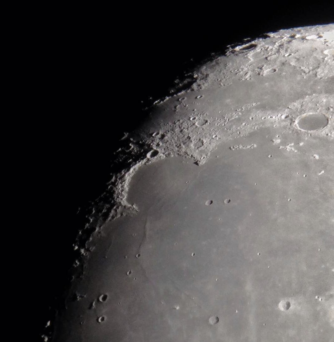 Sinus Iridum in Apex 127 2015-09-23