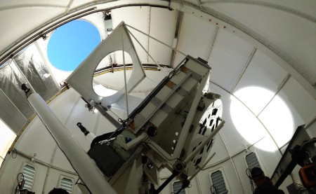 BBSO New Solar Telescope