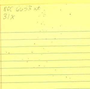 NGC 6633 at 31X (7-19-12)