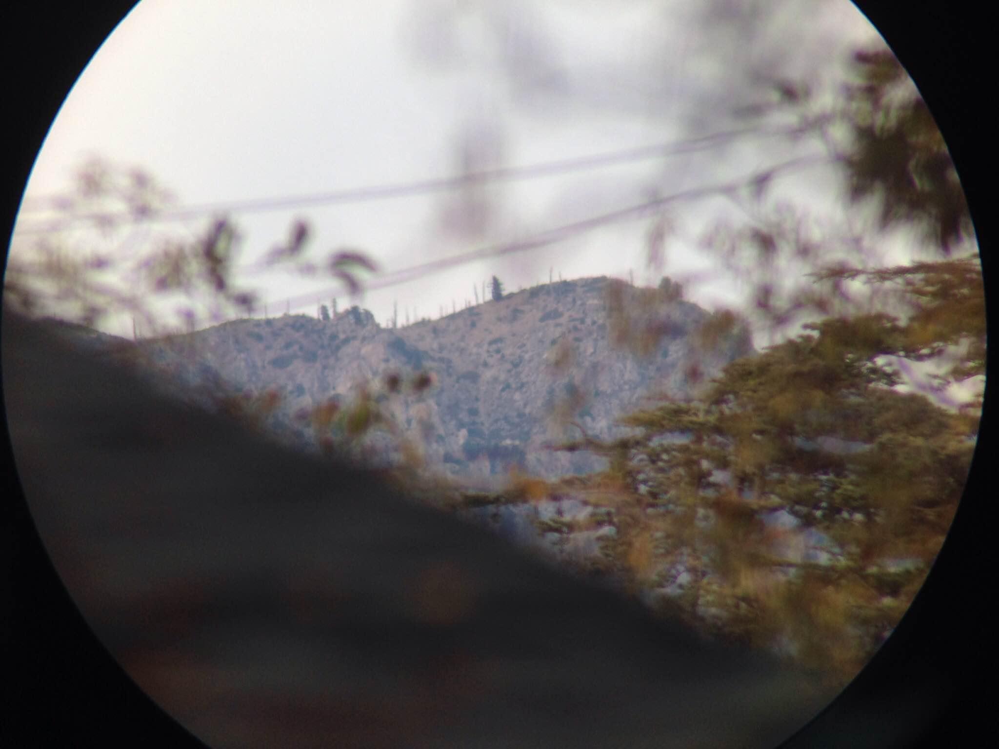 Mountains at 45x