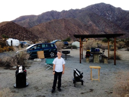 Anza-Borrego Nov 2014 1 - camp Wedel