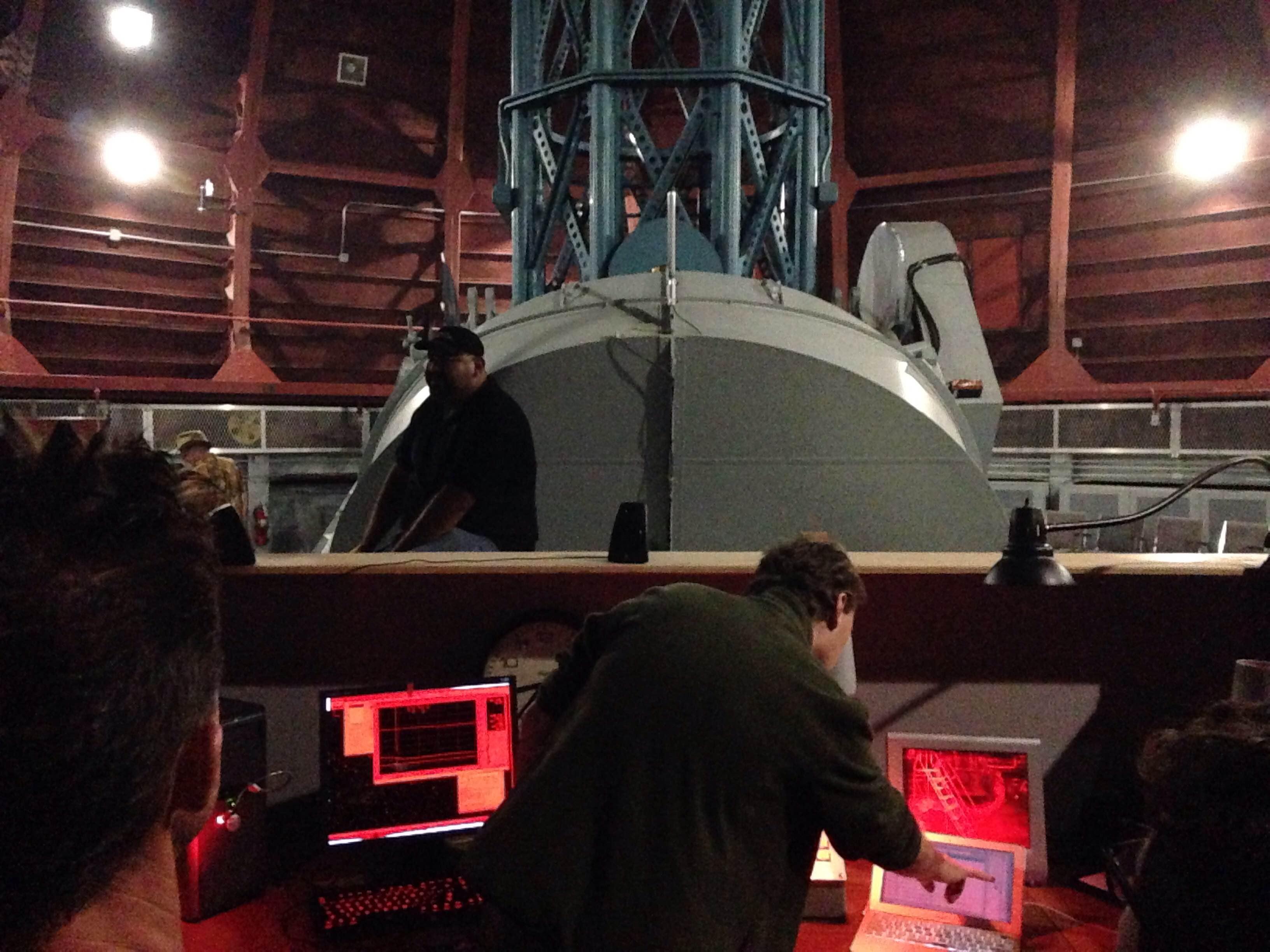 Mt Wilson 14 - control board and mercury tank