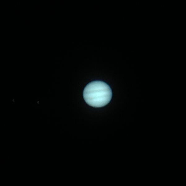 Mt Wilson 16 - Jupiter with blue filter