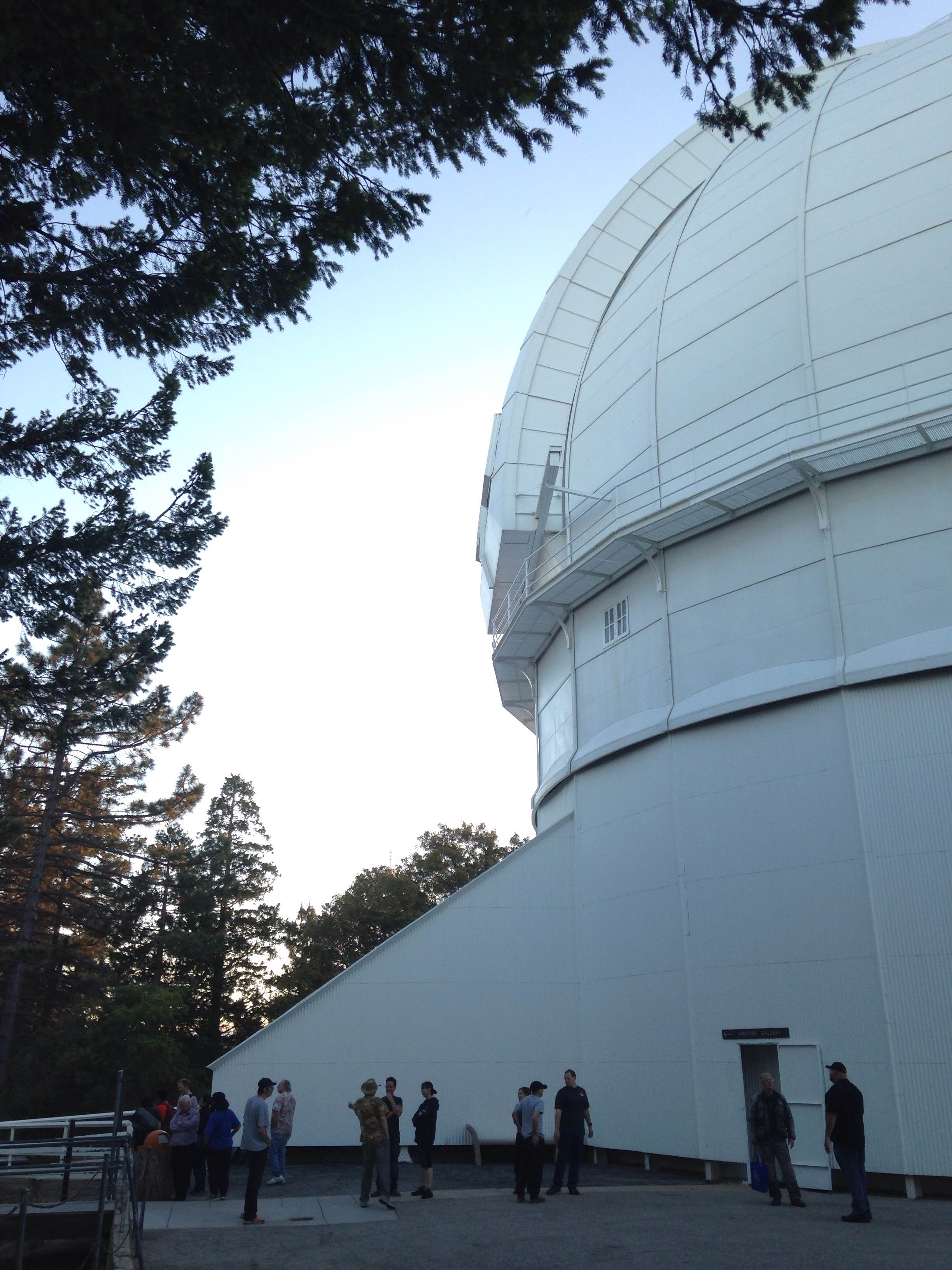 Mt Wilson 7 - 100-inch dome